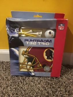 Washington Redskins McArthur Golf Gift Set
