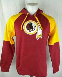 Washington Redskins NFL Team Apparel Men's Pullover Hoodie