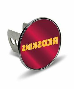 "Washington Redskins Metal 2"" Trailer Hitch Cover Laser Cut A"