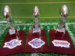 Washington Redskins Mini Lombardi Trophy Set Mcfarlane/Pocke