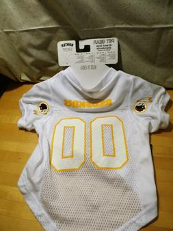 Hunter Pet Gear Washington Redskins NFL dog pet jersey Size