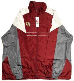 Washington Redskins NFL fan apparel Windbreaker