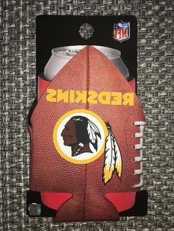 WASHINGTON REDSKINS NFL FOOTBALL CAN COOLER COLLAPSIBLE INSU