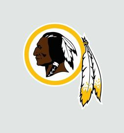 Washington Redskins NFL Football Color Logo Sports Decal Sti