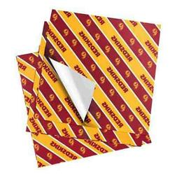 Washington Redskins NFL Forever Collectibles Gift Wrapping P