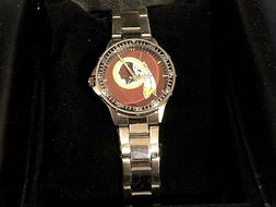 WASHINGTON REDSKINS Game Time NFL Ladies WATCH Coach Series