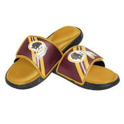 Washington Redskins NFL Men's Foam Sport Slide On Sandal FRE