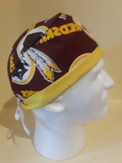 Washington Redskins NFL Men's Skull/Chemo Surgical Scrub Hat