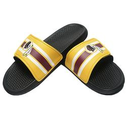 Washington Redskins NFL Men's Stripe Legacy Sport Slide Flip