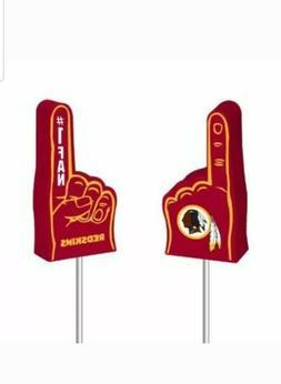 Washington Redskins NFL Mini Foam Finger Antenna Topper Or O
