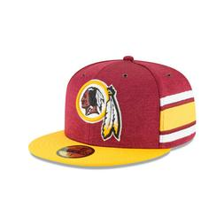 Washington Redskins NFL On-Field New Era 59FIFTY Fitted Hat
