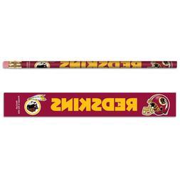 Washington Redskins Wincraft NFL Pencils FREE SHIP!!!