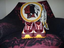 Washington Redskins NFL Sneakers Size 9