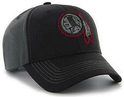 Washington Redskins NFL Team Apparel Black Blackball Tonal H