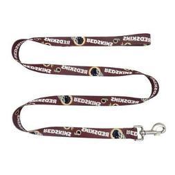 Washington Redskins Pet Leash 1x60  NFL Dog Walk Collar Clip