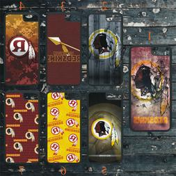 WASHINGTON REDSKINS PHONE CASE COVER FITS iPHONE 7 8 X 11 SA