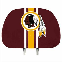Washington Redskins 2-Pack Color Print Auto Car Truck Headre