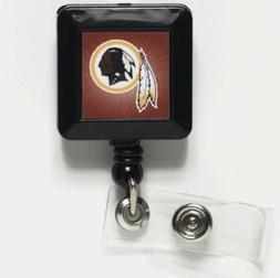 Washington Redskins Retractable Badge Holder