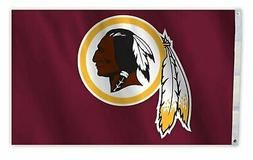 Washington Redskins Rico 3x5 Flag w/grommets Outdoor House B