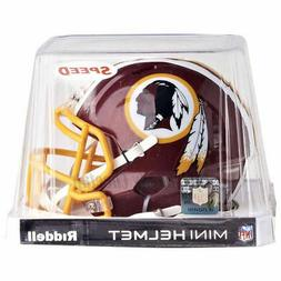 WASHINGTON REDSKINS RIDDELL NFL MINI SPEED FOOTBALL HELMET