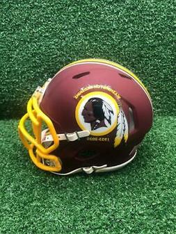 Washington Redskins Riddell Speed CUSTOM Concept Tribute Min