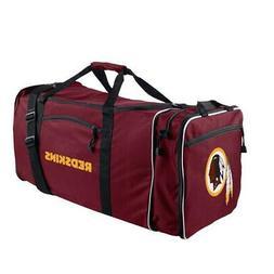 Washington Redskins Steal Design Duffel Bag  NFL Backpack Ba