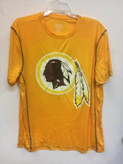 Washington Redskins T-Shirt Short Sleeve Dri Fit T Shirt MEN