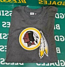 Washington Redskins NFL Team Apparel Dark Gray Original Logo