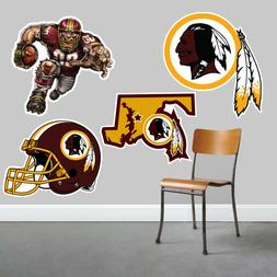 Washington Redskins Wall Art 4 Piece Set Large Size------New