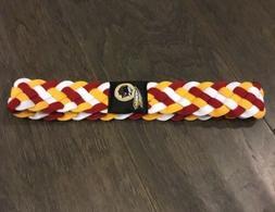 Washington Redskins Women's Hair Band Headband New Braided